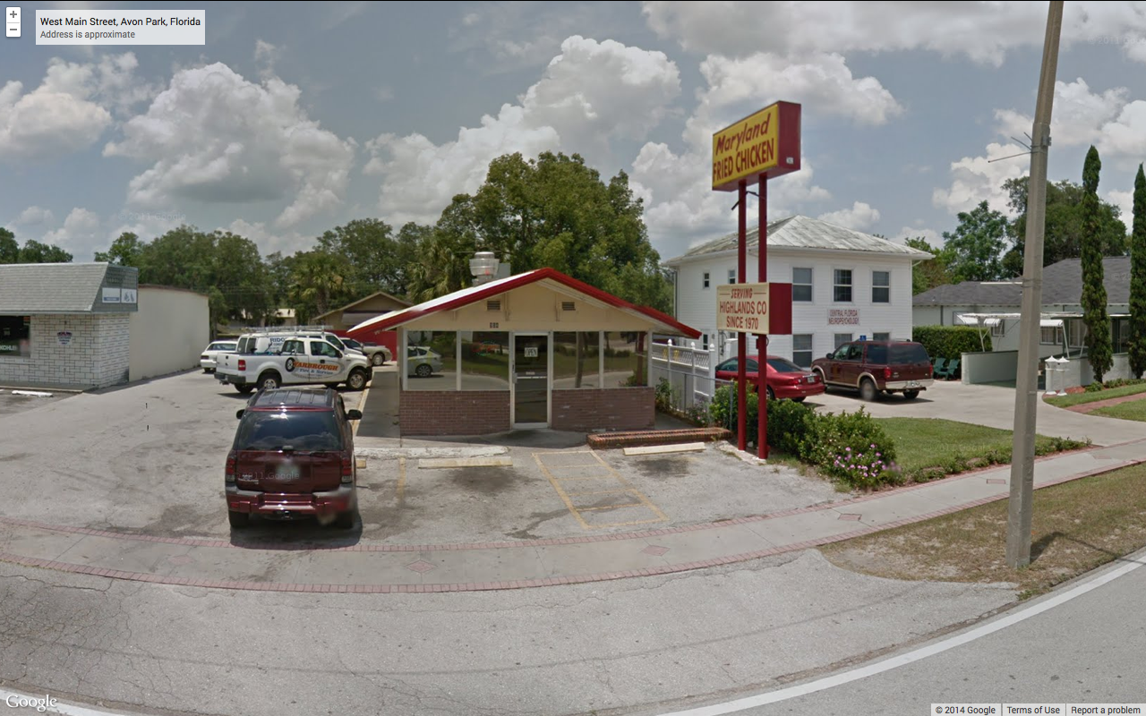 Restaurants In Avon Park Fl