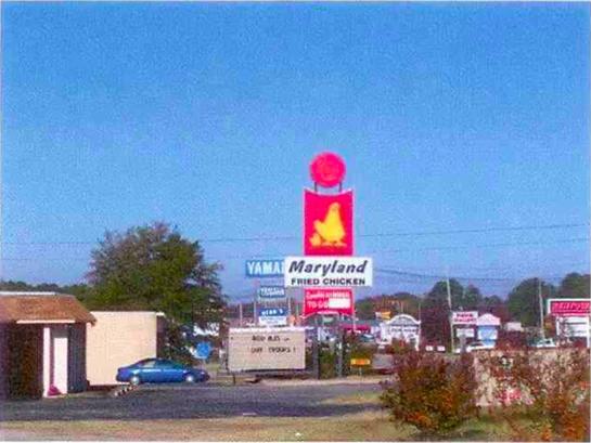 Maryland Fried Chicken Maryland Fried Chicken